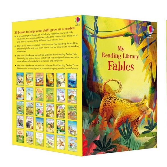 My First Fables Reading Library