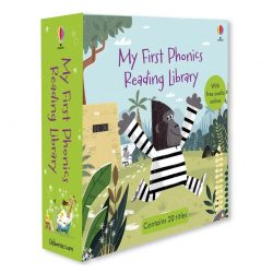 My first phonics reading library