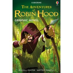 The Adventures of Robin Hood - Graphic Novel