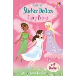 Sticker Dollies - Fairy Picnic