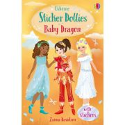 Sticker Dollies - Baby Dragon