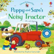Poppy and Sam's noisy Tractor book