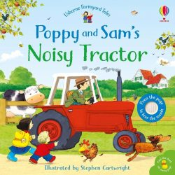 Poppy and Sam's noisy Tractor book