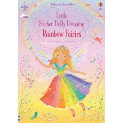 Little sticker dolly dressing - Rainbow Fairies