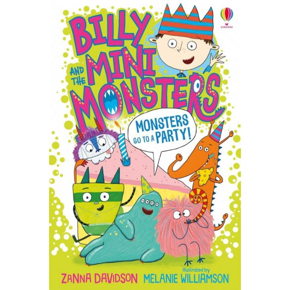 Billy and the Mini Monsters Go Party!