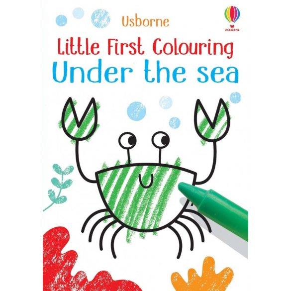 Little First Colouring - Under the Sea
