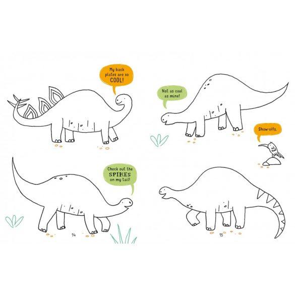 Doodling Dinosaurs