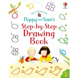 Poppy and Sam's Step-by-Step Drawing Book