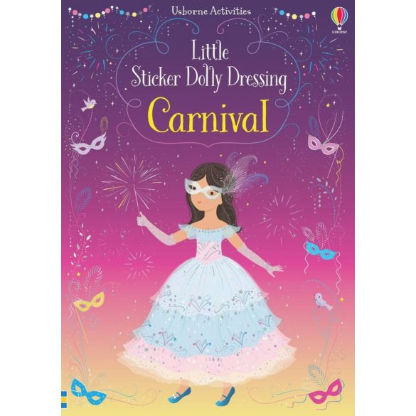 Little sticker dolly dressing - Carnival