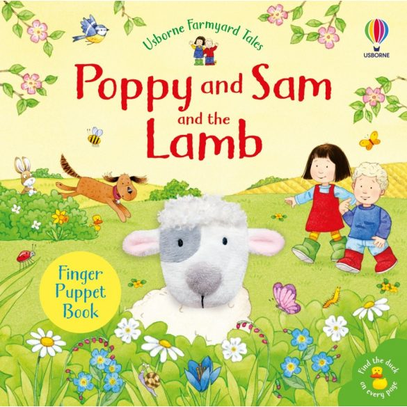 Poppy and Sam and the Lamb