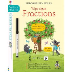 Wipe-Clean Fractions 8-9