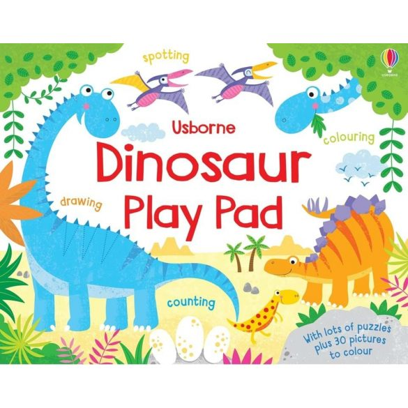 Dinosaur Play Pad