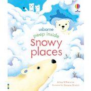 Peep Inside Snowy Places