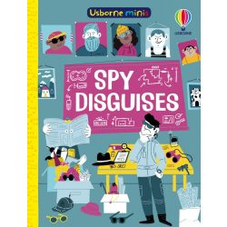Usborne Minis - Spy Disguises