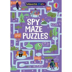 Usborne Minis - Spy Maze Puzzles