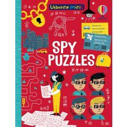 Usborne Minis - Spy Puzzles