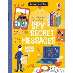 Usborne Minis - Spy Secret Messages
