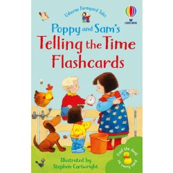 Poppy and Sam's Telling the Time Flashcards