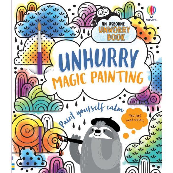 Unhurry Magic Painting