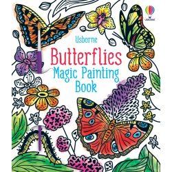 Butterflies Magic Painting Book