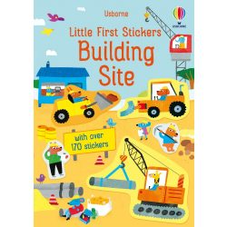 Little First Stickers Building site