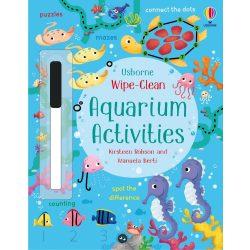 Wipe-Clean Aquarium Activities