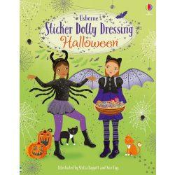Sticker dolly dressing - Halloween