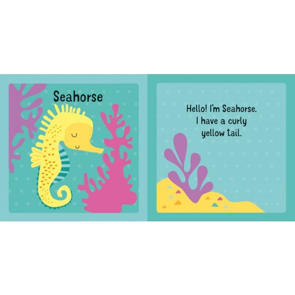Usborne First Jigsaws: Under the Sea