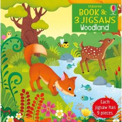 Woodland - Book and Jogsaw