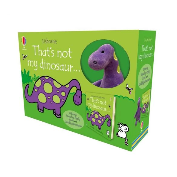 That's Not My Dinosaur... Book and Toy