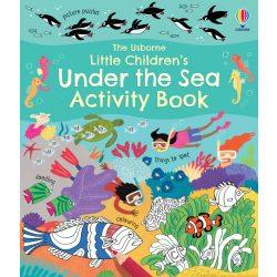 Little Children's Under the Sea Activity Book