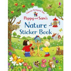 Poppy and Sam's Nature Sticker Book