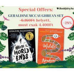 Geraldine McCaughrean set