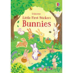 Little First Stickers Bunnies