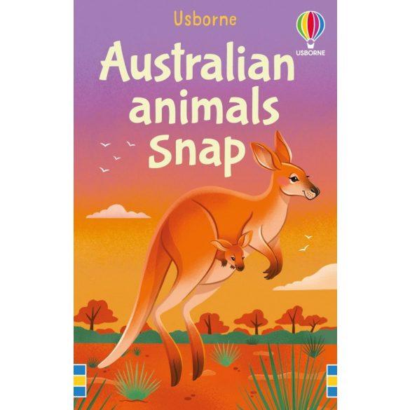 Australian Animals Snap