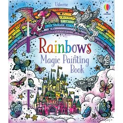 Rainbows Magic Painting Book