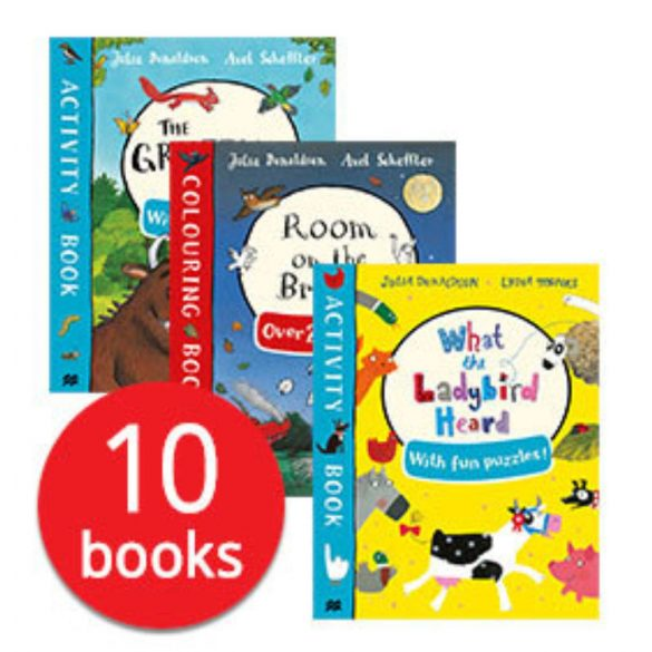 Julia Donaldson activity collection