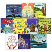 Gruffalo And His Friends Gift Bag With 10 Lovely Stories