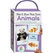 Slide & Learn Flashcards Animals
