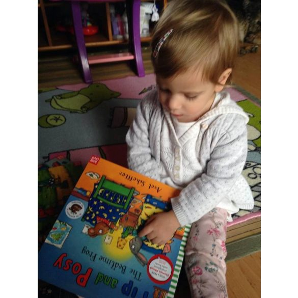 Pip and Posy Collection - 6 Books with Audio Download