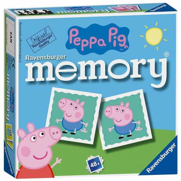 Peppa Pig Mini Memory Game