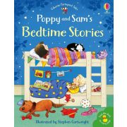 Poppy and Sam's bedtime stories