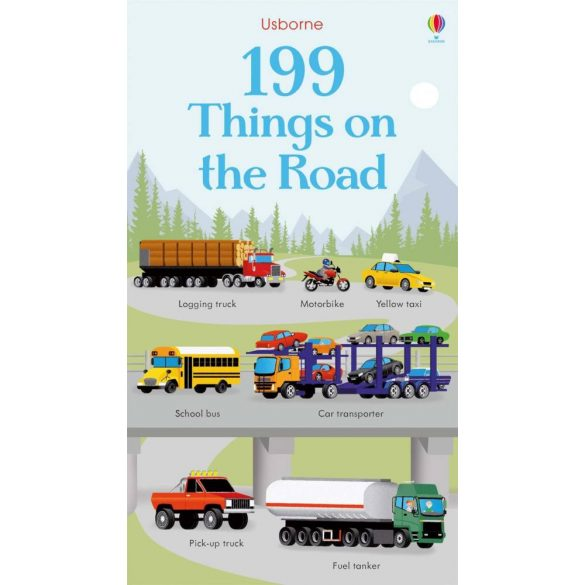 199 things on the road