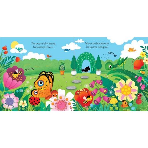 The garden book and jigsaw