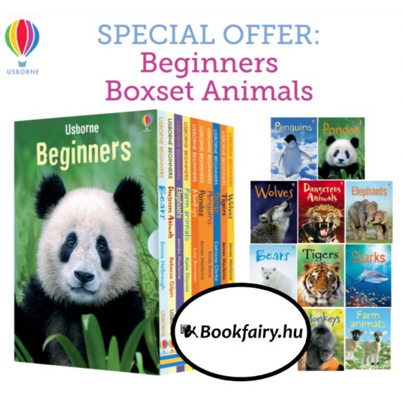 Beginners Boxset Animals