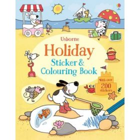 Holiday and travel activity books