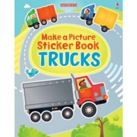 Make a picture sticker books