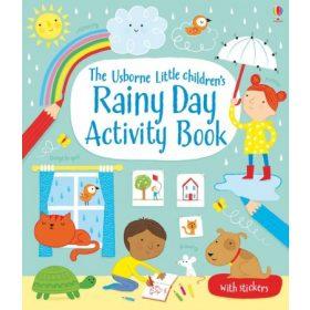 Write-in activity books