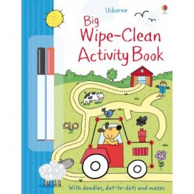 Wipe clean
