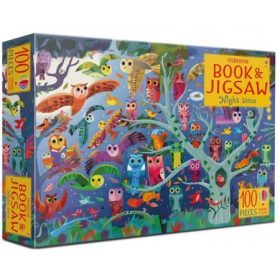 Book and jigsaw